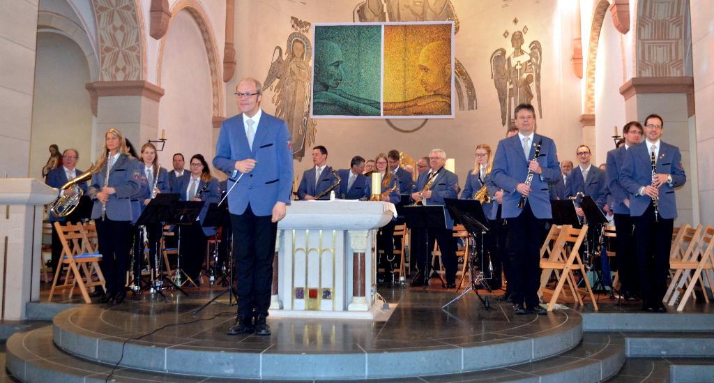 Kirchenkonzert St. Michael März 2017